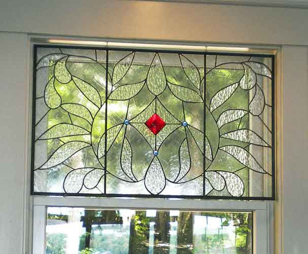 Design Vine Half Window