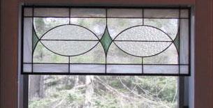 Simple oval design
