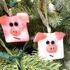 pig ornament