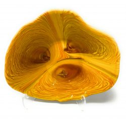 yellow pot melt bowl